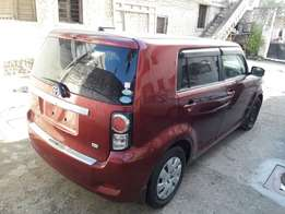 Wine Red Toyota Rumion
