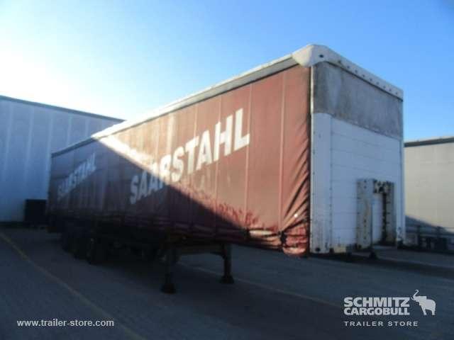 Schmitz Cargobull Curtainsider Coil - 2003