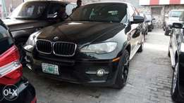 Rarely Driven Nig.Used 2012 BMW X6 XDrive In Excellent Condition