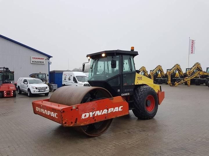 Dynapac Ca 602 D - 2010