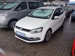 2014 volkswagen polo 1.2tsi highline