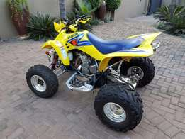 2006 Suzuki LTZ Quad Bike
