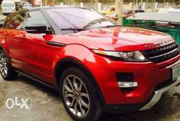 Very Clean Nig Used Range Rover