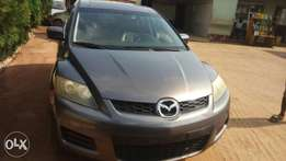 Tokunbo 08 Cx-7 SUV Up for grabs
