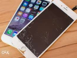 Iphone and Ipad screen replacement and general repair