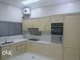 Serviced two bedroom apartment in Apo district close to Legislative