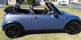 Mini Cooper Convertible For Sale