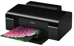 Epson T50 for both normal & sublimation ink