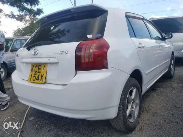 Toyota Runx in very good condition Embakasi - image 3