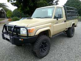 Toyota land cruiser, 3.0 v6 twinturbo