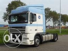 DAF XF 105.460 - For Import