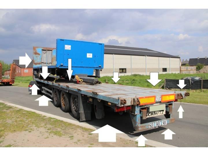 Schmitz Cargobull PLATEAU - 2003 - image 2