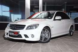 2009 Mercedes-Benz C-Class C63 AMG for sale R 389 900