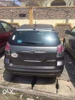 Toyota Matrix 2007 model Foreign Used
