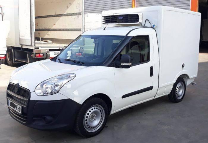 Fiat – Doblo Pl Cab 1.3mjp Pack 90ch - 2013