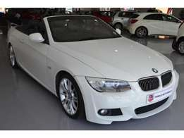 2012 BMW 3 Series 335i convertible M Sport auto