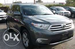 Tokumbo Toyota Highlander available for sale 2010