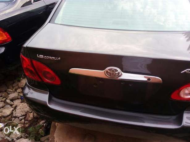 Toyota corolla up for quick sale Lagos - image 3