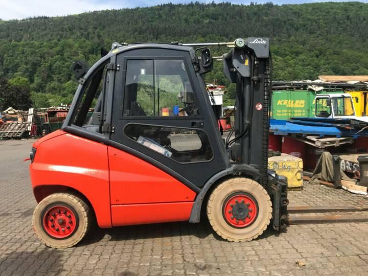 Linde H50D Diesel 394 - 2005