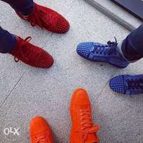 Colours of Christian louboutine sneakers