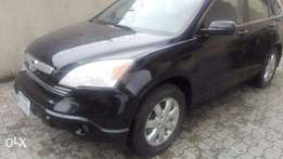 Honda CRV 2008 Awoof Extremely Clean Bought Brand New