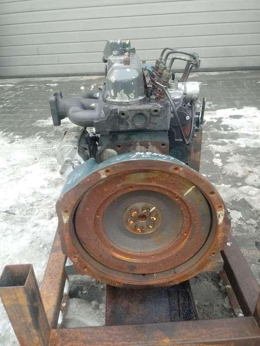 Kubota D1105 L123 engine for wheel loader for sale | Tradus