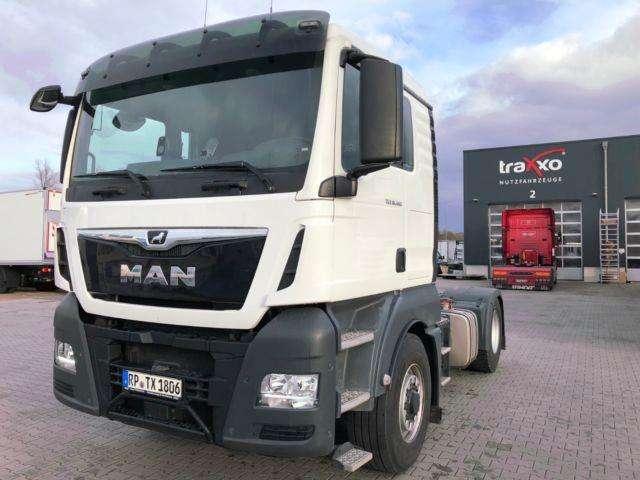 MAN Tgx 18.460 H Bls Autom. Acc Miete - 2018