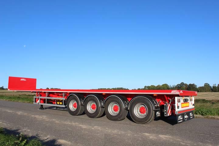 AMT UL340 med 7 m. udtræk