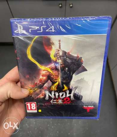 Nioh 2 Ps4 Game (New!)