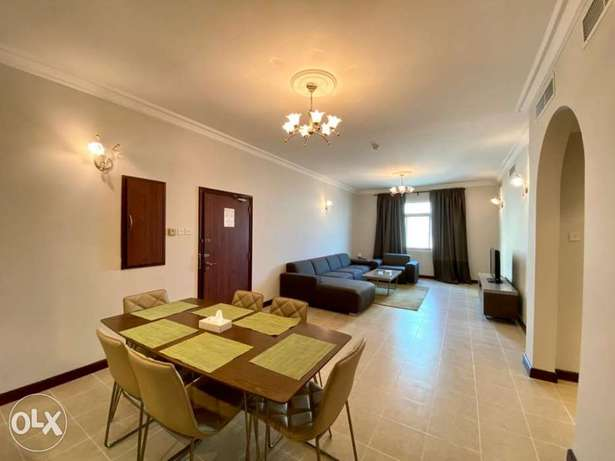 Brand new furnishings 2bhk apartment for rent in juffair/All including