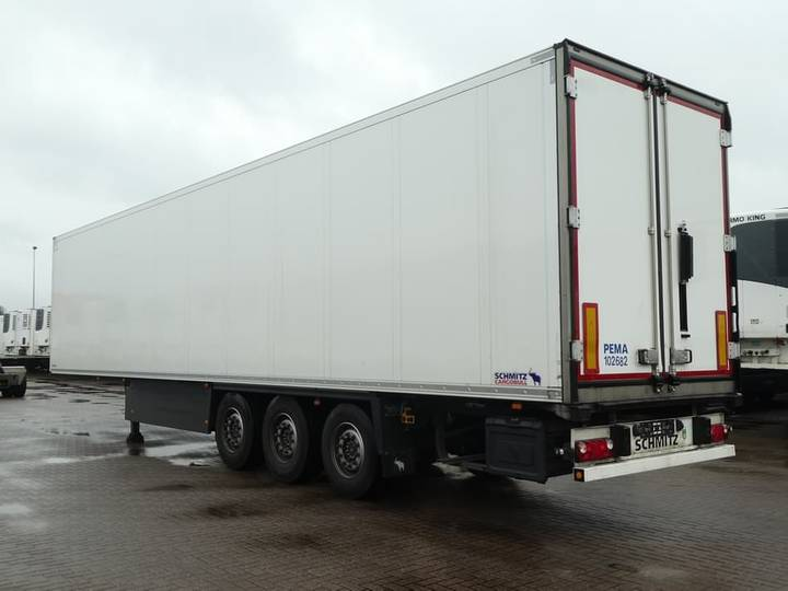 Schmitz Cargobull SKO 24 DOPPELSTOCK carrier vector 1550 - 2014 - image 3