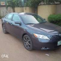 reg toyota camry 2007 2months used