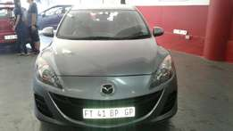 Mazda 3 1.6 sport,leather seats,6 CD changer,keyless start