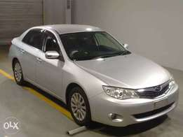 Subaru anesis 2010 kcn fully loaded