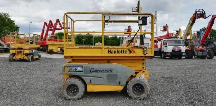 Haulotte Compact 10 RTE - 10m, electric - 2007