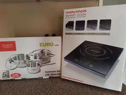 Induction Oven & Euro Chef Cookware