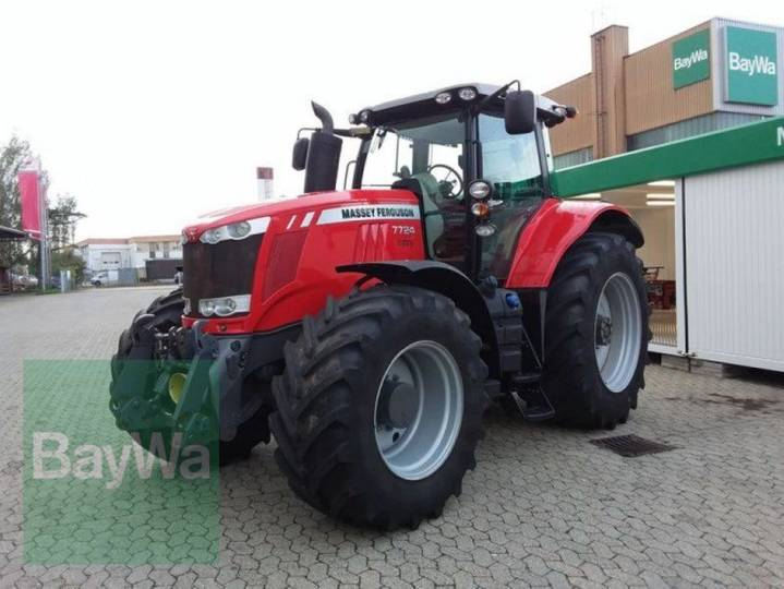 Massey Ferguson 7724 dyna-6 exclusive - 2015
