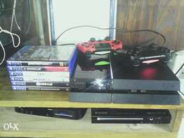 PlayStation4 For Sale With Extras