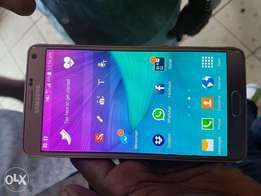 Samsung Galaxy Note4 Quick on sale new and legit