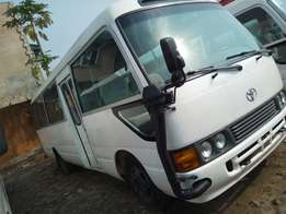 Toyota Coaster bus 2008 model