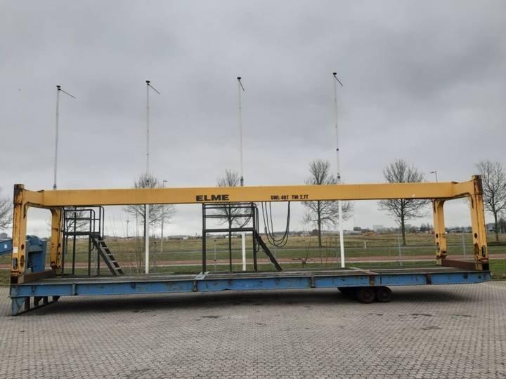 Elme 940-9076 special tractor unit - 2005