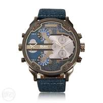 Imported New Jean leather luxury Watch