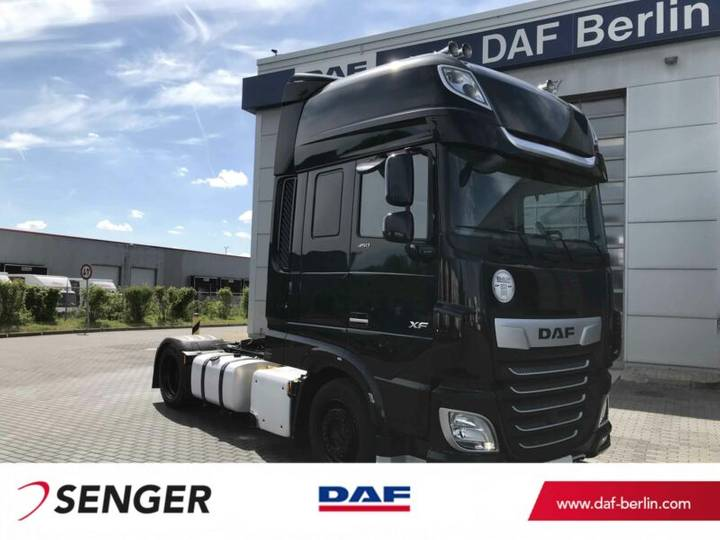 DAF XF FT 450 SSC LD, AS Tronic, Intarder - 2017