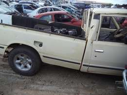 Nissan L 200 for stripping