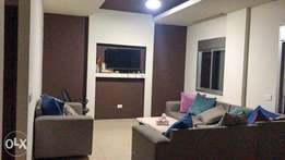 135 sqm Apartment in Awkar, Metn with Partial Mountain View
