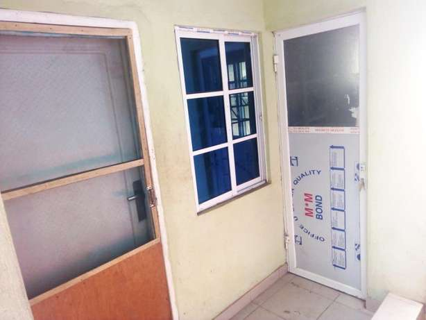 Lovely renovated Mini flat all tile floor fenced gate water at Baruwa Alimosho - image 1