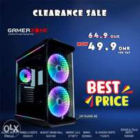 X8 1st player gaming case available