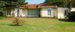 Beautiful Furnished 3 Bedroom Guest House for rent in Old Muthaiga