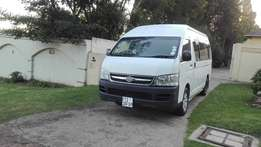 2013 CMC Ses'buyile taxi at R98 000