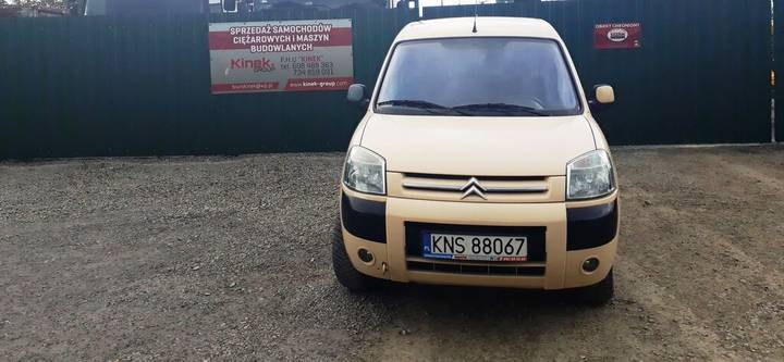 Citroën Berlingo 2.0HDi - 2019